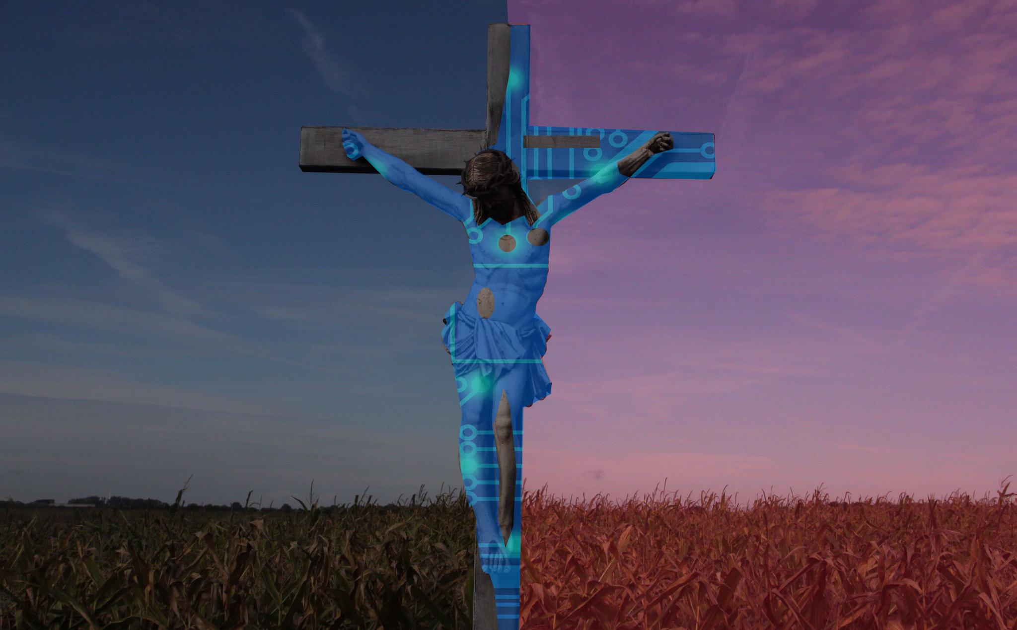Neo Jesus Where Are You? - RonRivers.com